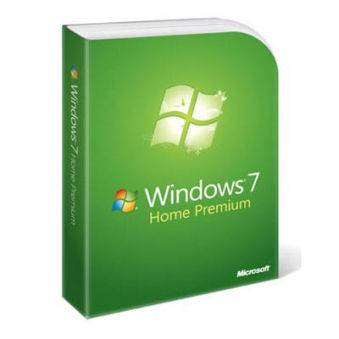 Microsoft OEM Windows Home Premium 7 32bits