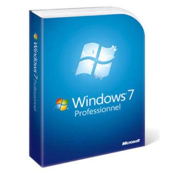 Microsoft OEM Windows Pro 7 32bits