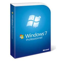 Microsoft OEM Windows Pro 7 64bits