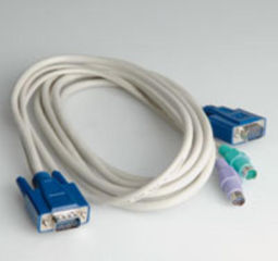 Câble KVM SwitchPC (PS/2) 3m