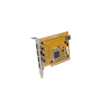 Carte additionnelle 4 ports USB2 PCI