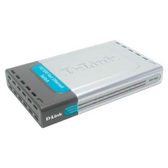 Switch D-link DES-1008D (8 ports, 10/100