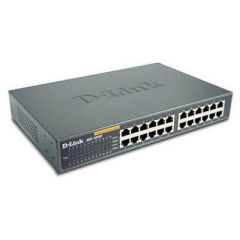 Switch D-link DES-1024D (24 ports, 100)