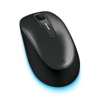 Souris Optique wireless Microsoft Noire