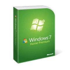 Microsoft OEM Windows Home Premium 7 64bits
