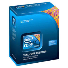 Processeur Intel Mobile Core i3-380M 2.53 GHz