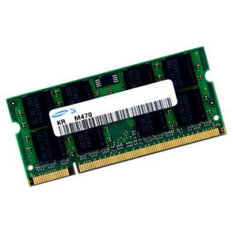 Mémoire vive Sodimm 2 Go DDR2 800 MHz